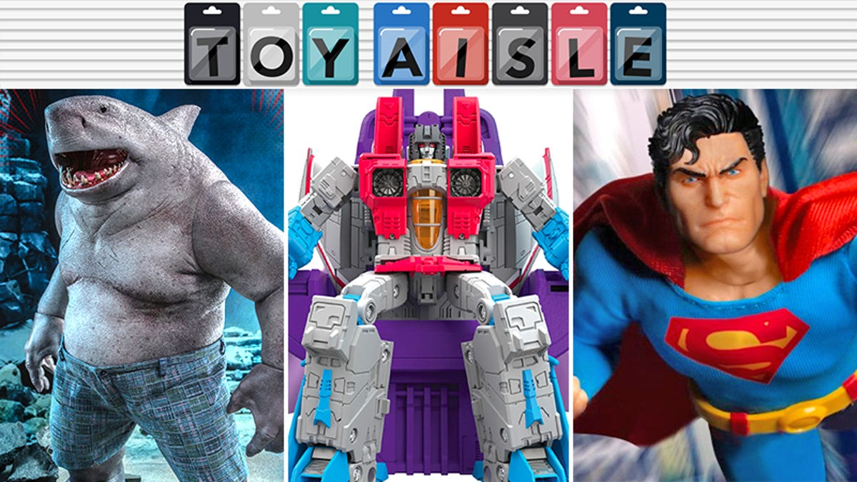 There's Only One True King in the Week's Best Toys thumbnail