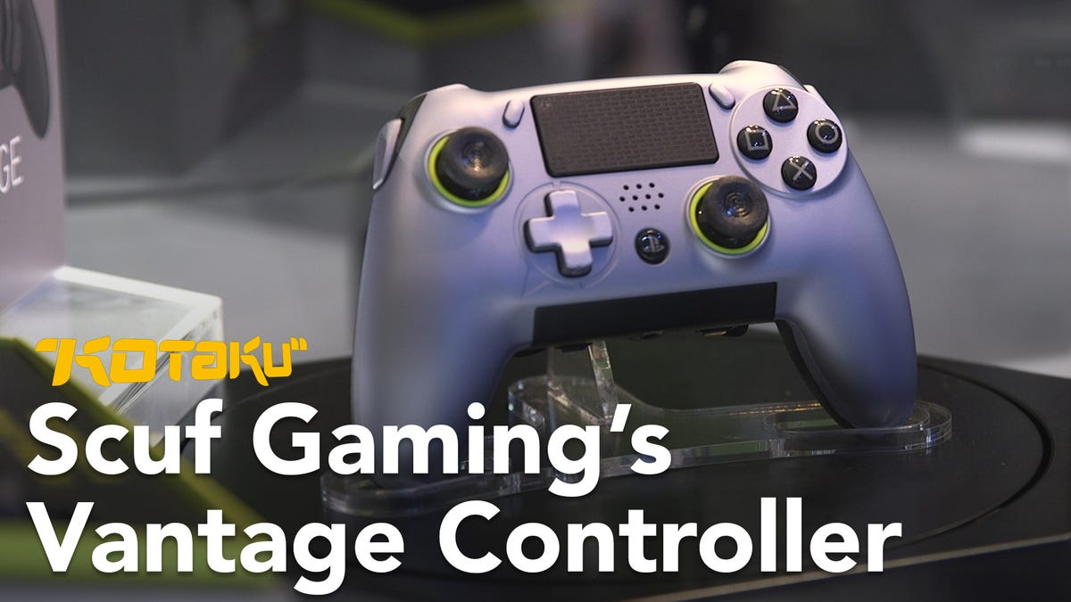 I Put My Hands All Over A $200 PlayStation 4 Controller