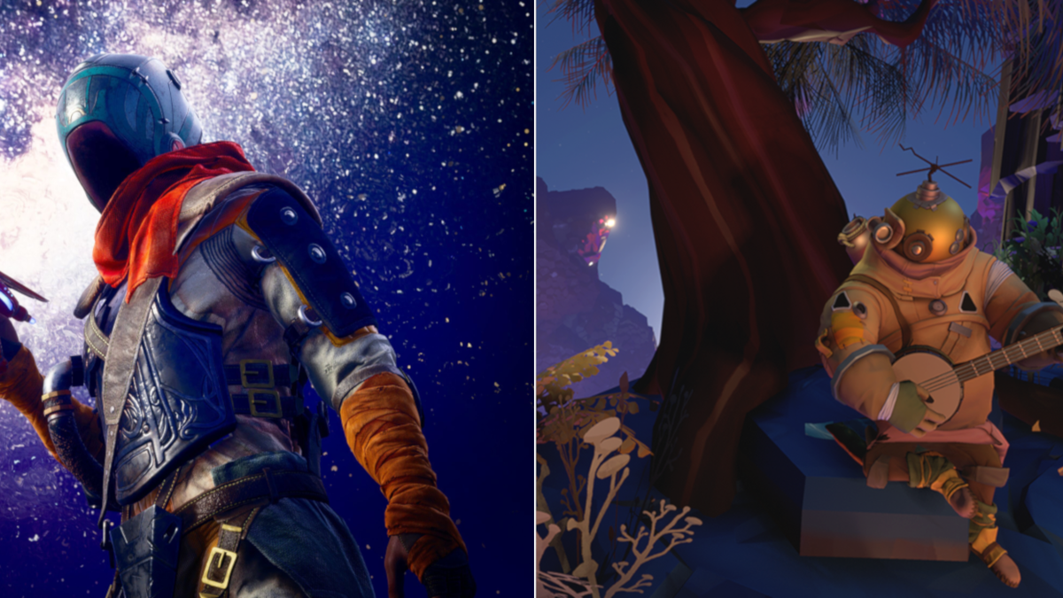 Outer Worlds Vs. Outer Wilds: The Comparison We Had To Make - Kotaku