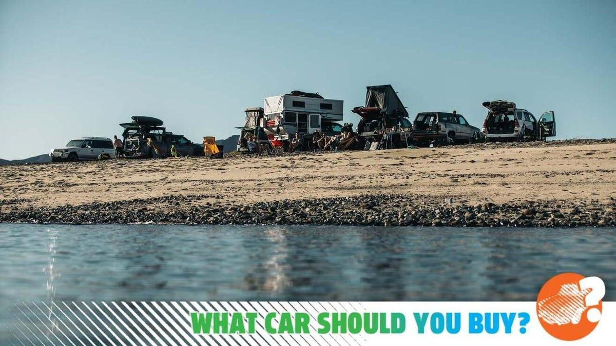 Ich möchte ein Auto, mit dem ich meine Kinder zum Campen mitnehmen kann! Was soll ich kaufen?