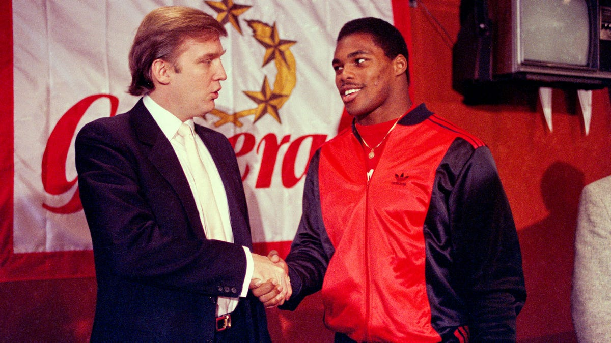 USFL may be back, but without the fool who ruined it the first time
