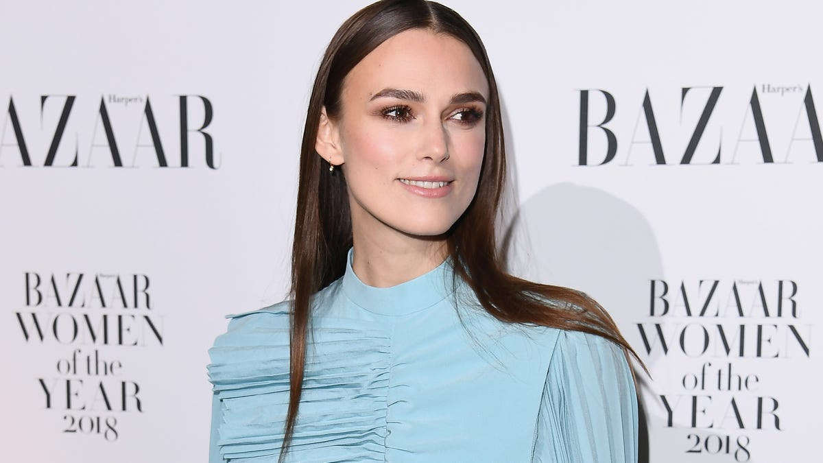 Keira Knightley Will No Longer Be Shooting Sex Scenes Directed By Men - Jezebel