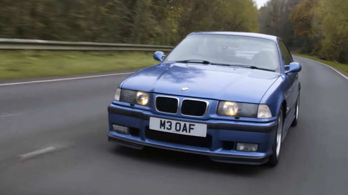 What You Learn In A Year Of Owning A Cheap 20 Year Old Bmw M3 Flipboard