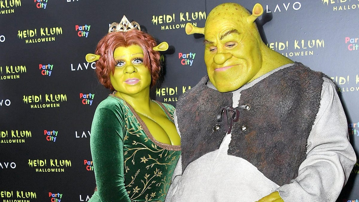 We'll never forget VMAN's extremely horny and cursed Shrek-themed spread