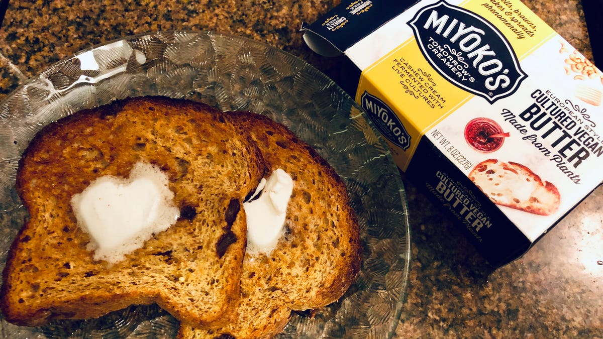 22 Days of Eating Like Beyoncé, Day 3: I Really Can't Believe It's Not Butter