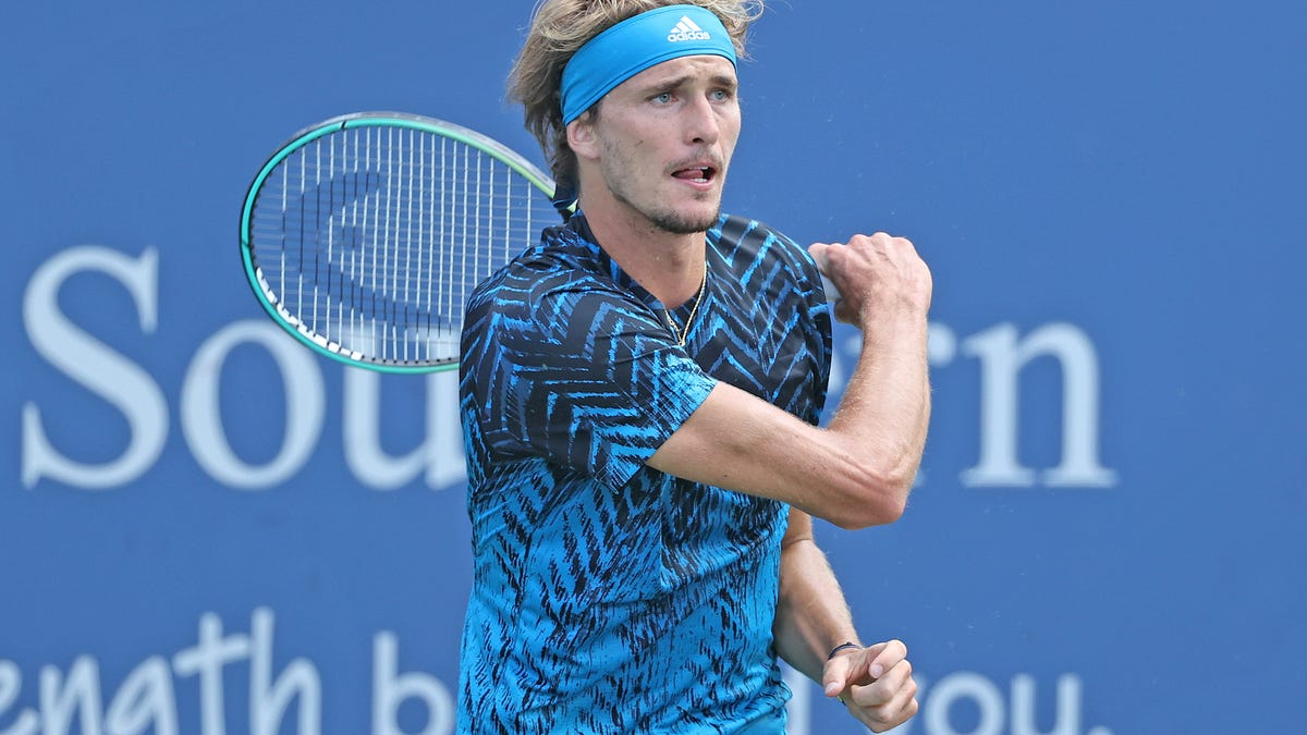 So what's to be done with Alexander Zverev?