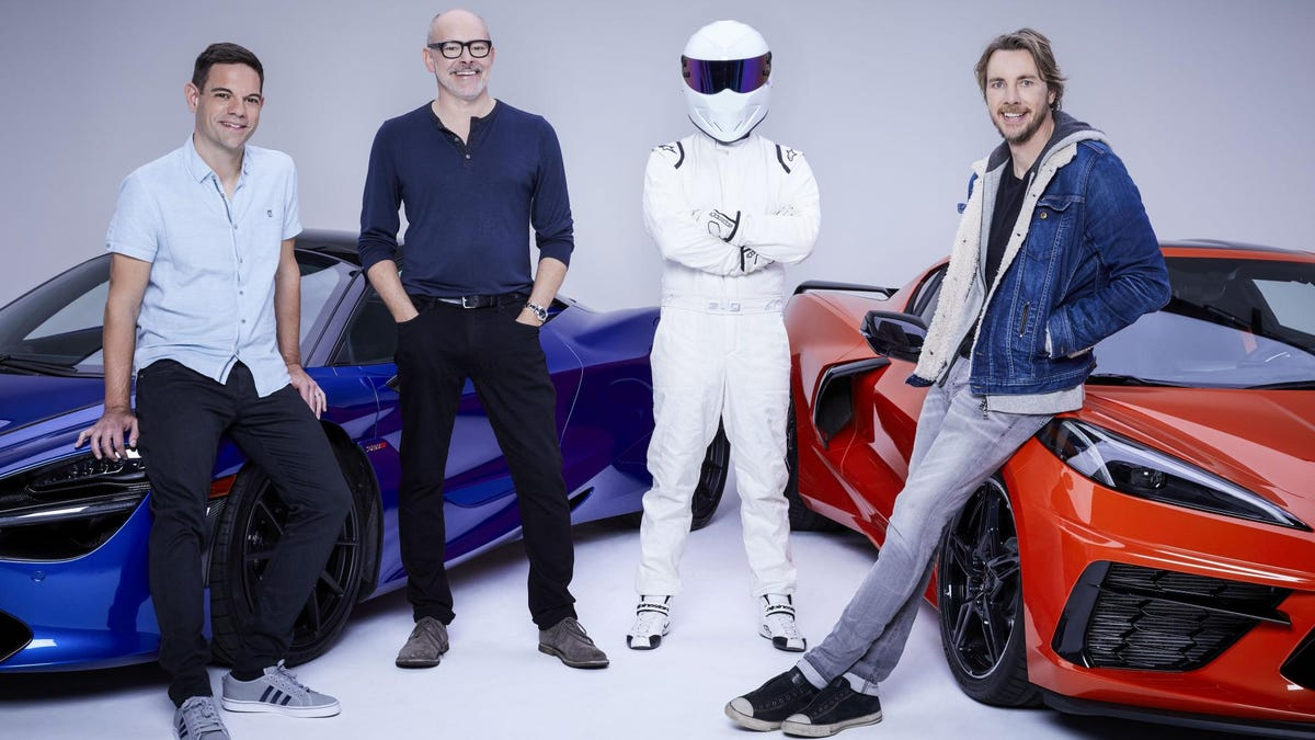 Dax Shepard, Rob Corddry And Jethro Bovingdon Will Give Top Gear America Another Shot