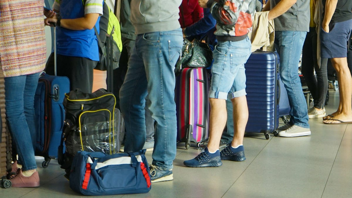 These Are the Busiest Days to Fly During the Holidays