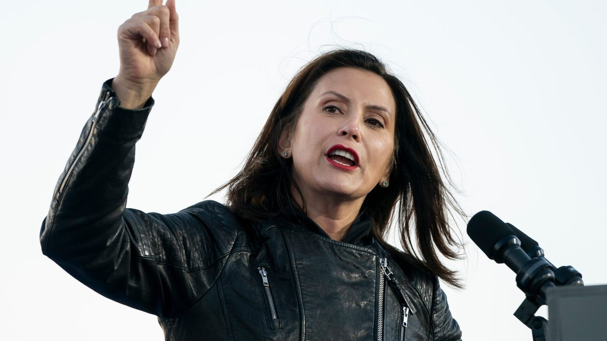 Does Gretchen Whitmer Really Think 'Personal Responsibility' Will Do Anything to Covid Rates?