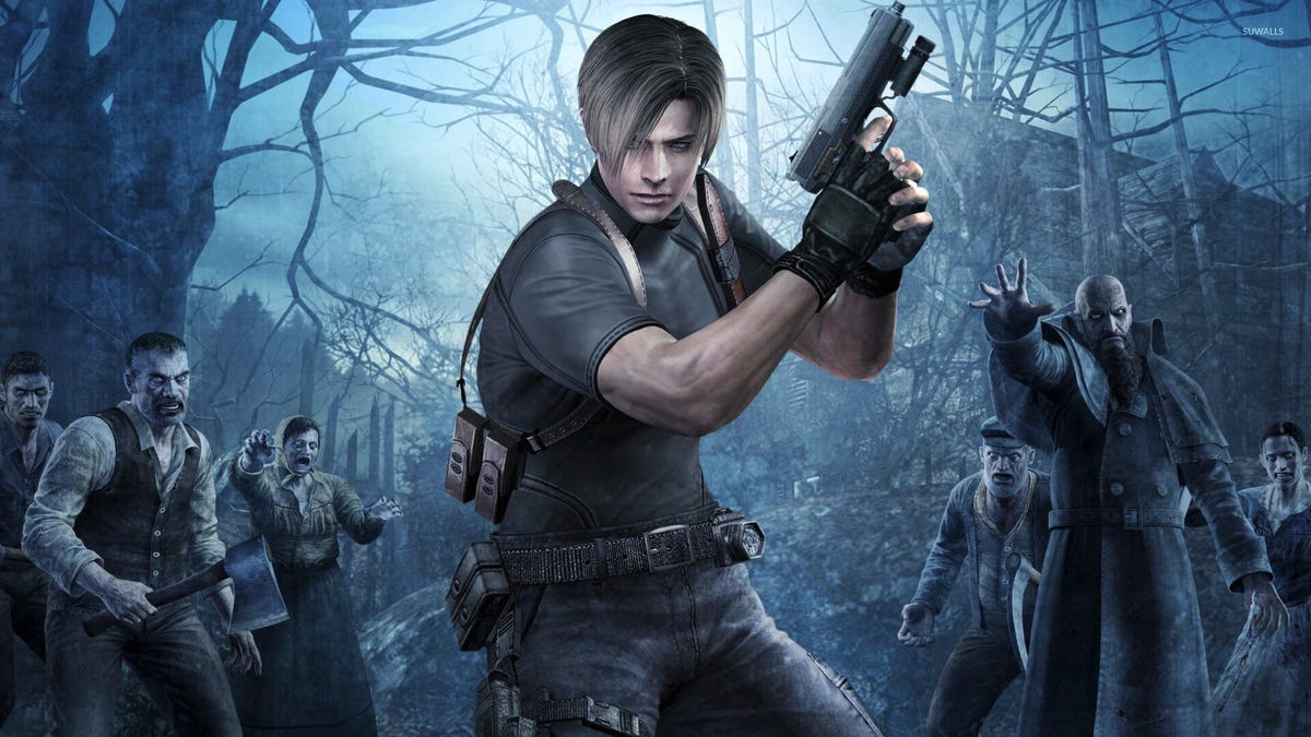 The Week In Games: Time To Buy Resident Evil 4 (Again)