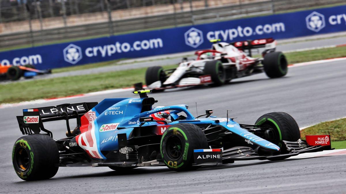 Esteban Ocons riskante türkische Strategie war der erste Non-Stop-Lauf in der Formel 1 seit 24 Jahren