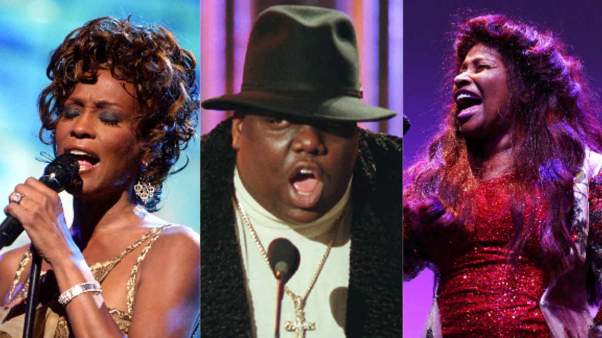Whitney Houston, Notorious B.I.G., Rufus Featuring Chaka Khan Among 2020 Rock & Roll Hall of Fame Nominees