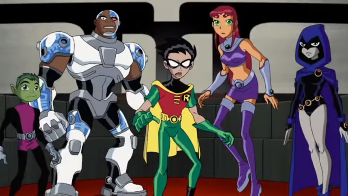 Original Teen Titans Return In Teen Titans Go Vs Teen Titans-9897