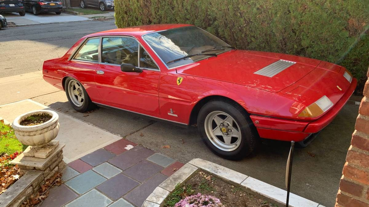 At $59,500, Could This 1979 Ferrari 400 Be A GT That's A Great Deal?