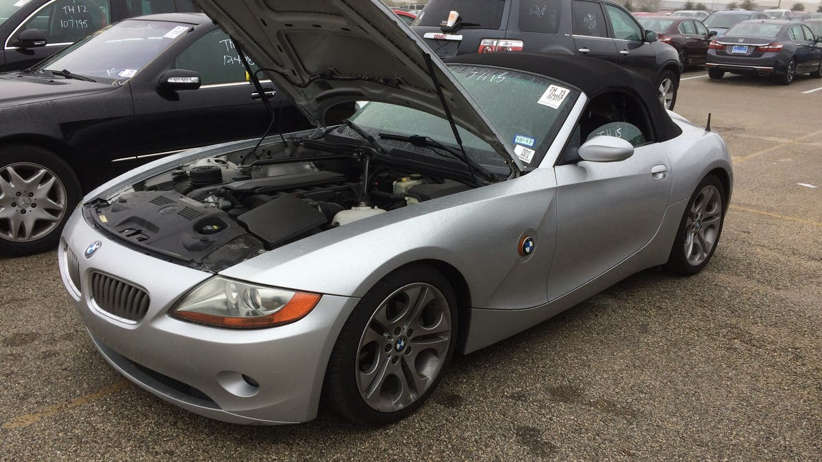 Online Public Car Auction >> I Visited The Cutthroat World Of A Used Car Dealer Auction