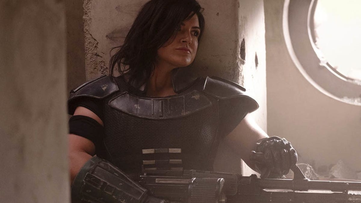 Gina Carano Is No Longer a Part of Star Wars