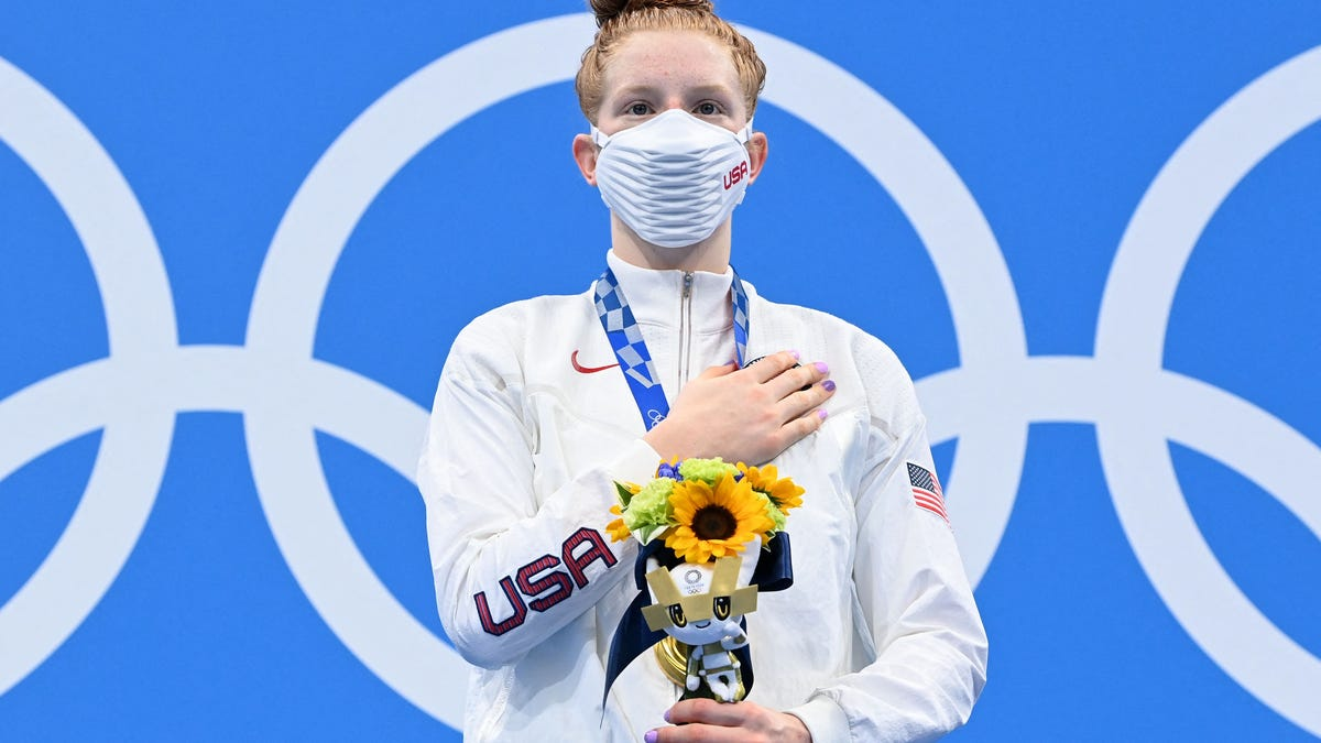 Lydia Jacoby is what makes the Olympics special