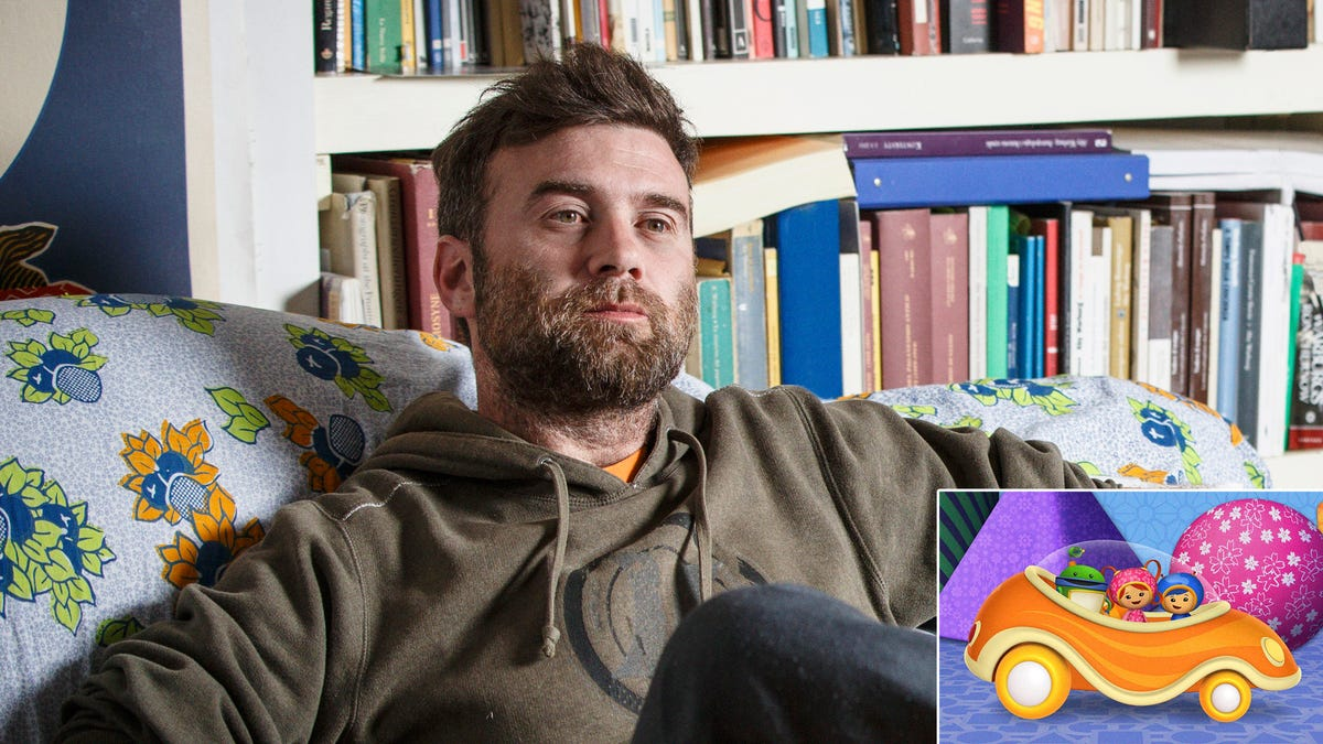 'Team Umizoomi Actually Kind Of Interesting,' Reports Stay-At-Home Dad On Verge Of Full Psychotic Breakdown