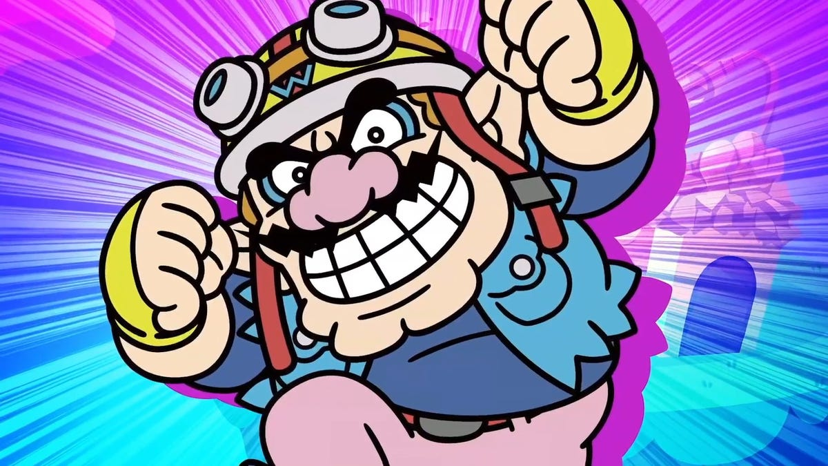 WarioWare Finally Returns With Get It Together