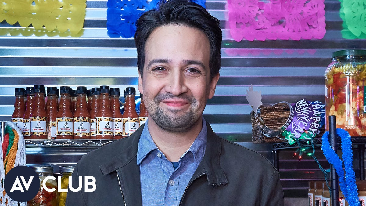 """Lin-Manuel Miranda on In The Heights and """"bankable"""" Latinx movie stars"""