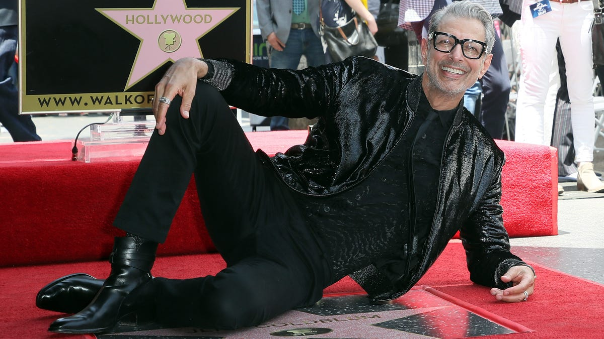 Jeff Goldblum Is Doing a Dungeons & Dragons Podcast