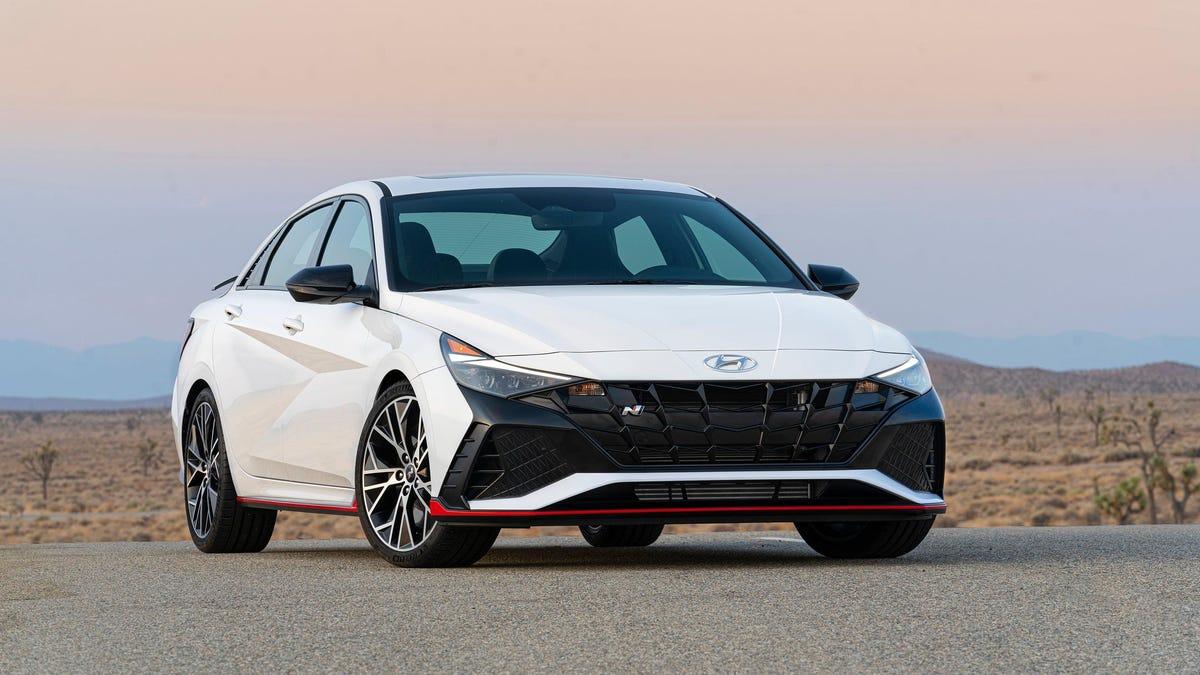 Hier ist alles über den Hyundai Elantra N in der US-Version