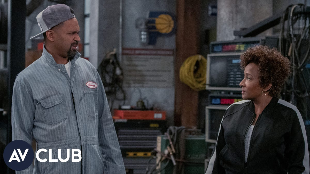 Wanda Sykes and Mike Epps on the working class roots of The Upshaws