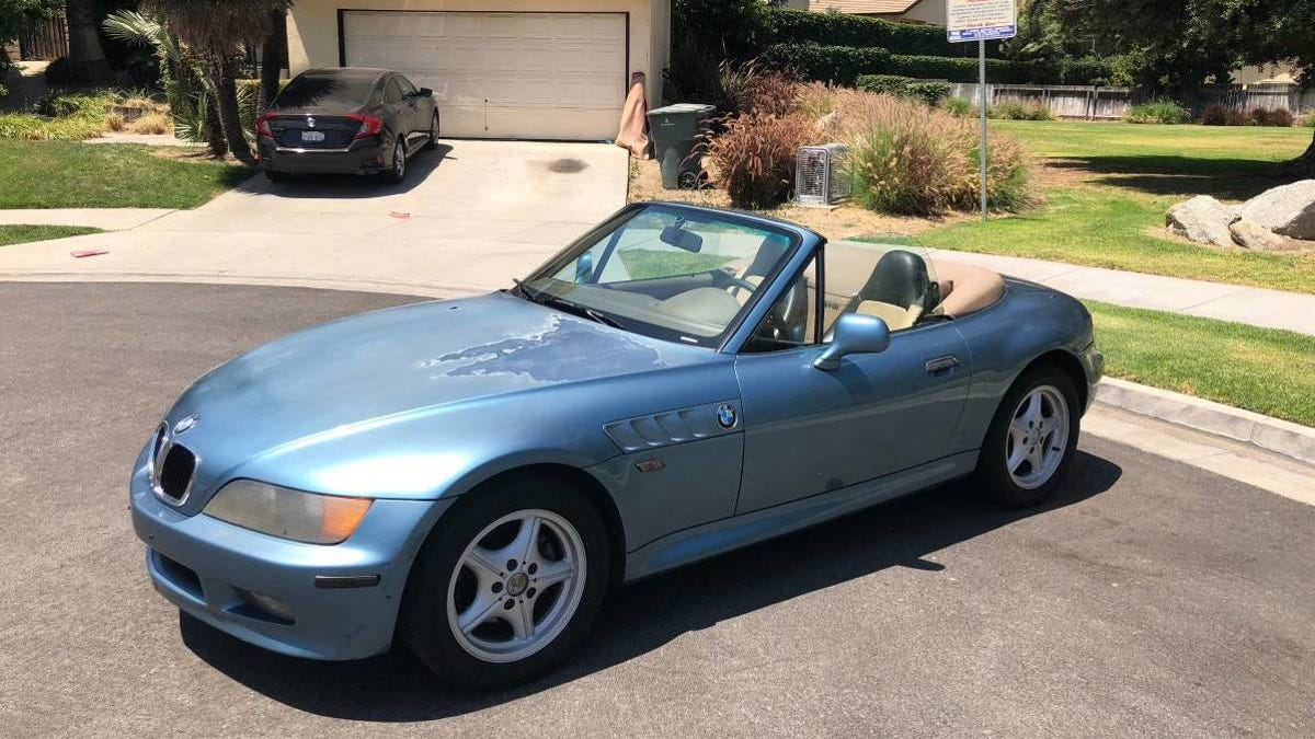 At 2 100 Could This 1997 Bmw Z3 S Price Outweigh Its Problems