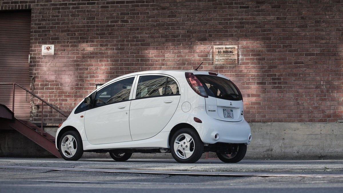 Mitsubishi und Nissan arbeiten gemeinsam an einem Mini-EV€