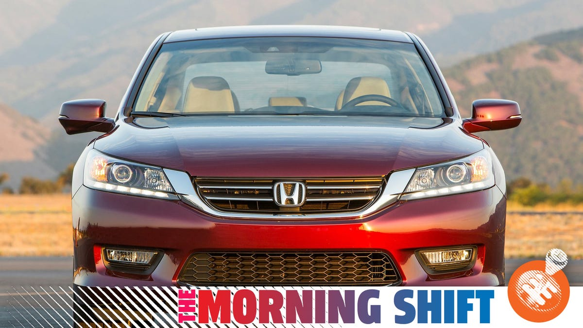 Feds Probe 1.1 Million Hondas For Steering Wheel That Veers On Its Own