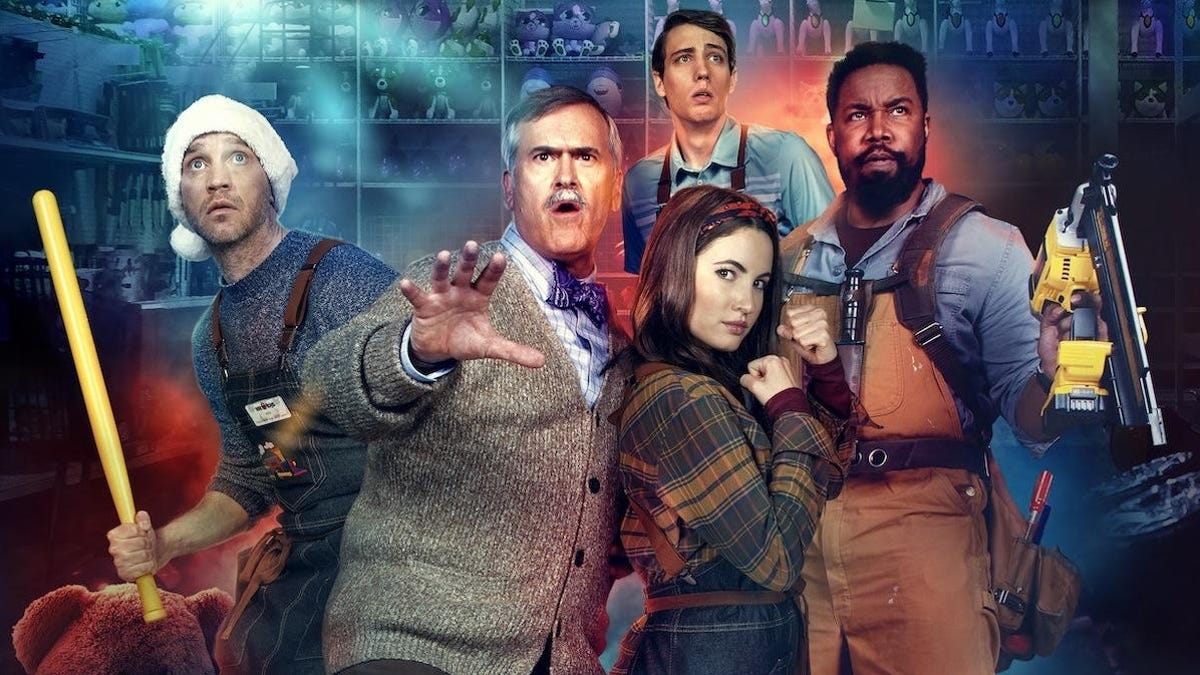 Bruce Campbell Fights Alien Zombies in Horror Comedy Black Friday