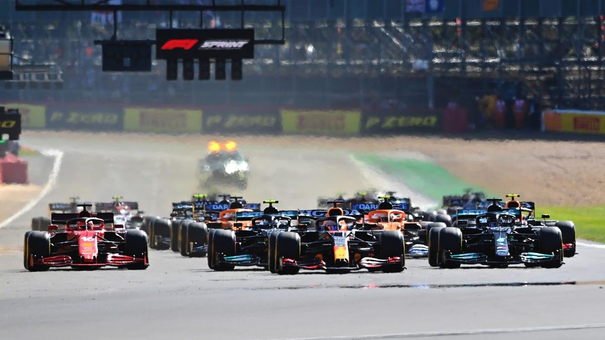 Die Sprintrennen der Formel 1 werden wahrscheinlich bleiben
