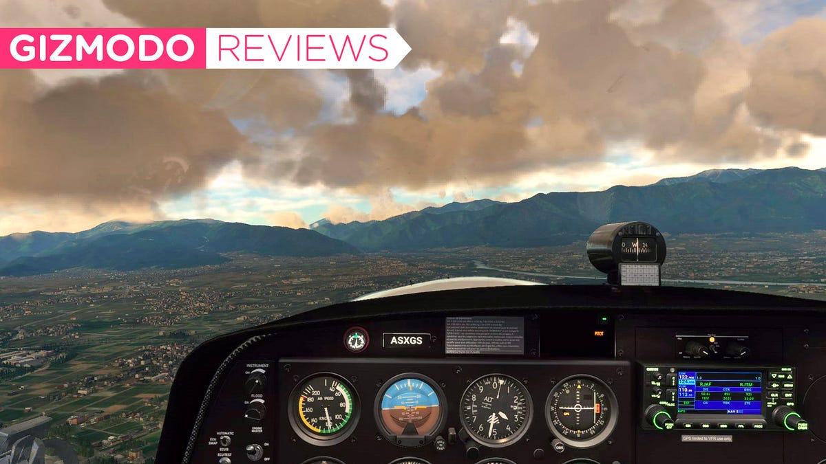 A Pilot's Review of Microsoft Flight Simulator 2020