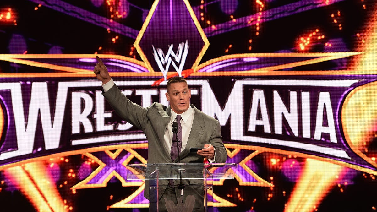 Somehow, WrestleMania Is Happening This Weekend. Let's Talk About That