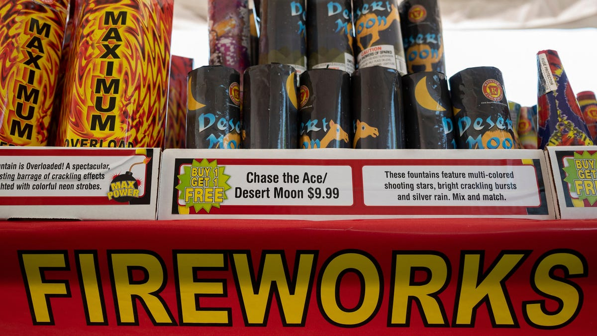 Fireworks Being Banned as West Faces Record Hot, Dry Weather