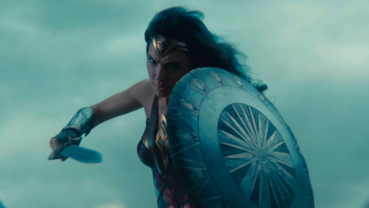 The New Wonder Woman TV Spot Kicks All Kinds of Ass