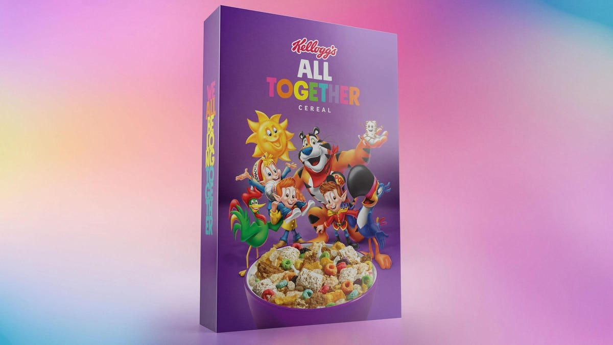 Don't Bother Buying This $20 Box of Cereal