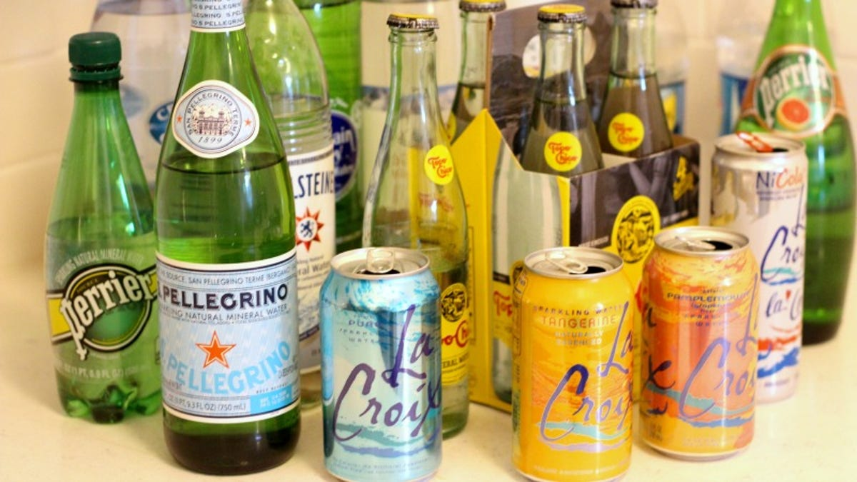 How to Pick the Best Sparkling Water