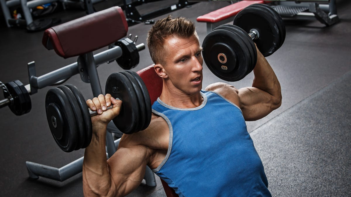 Try These Overhead Press Variations