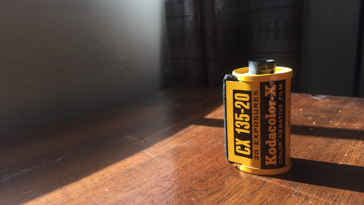 Where You Can Still Get Film Developed If You Just Unearthed an Old Roll
