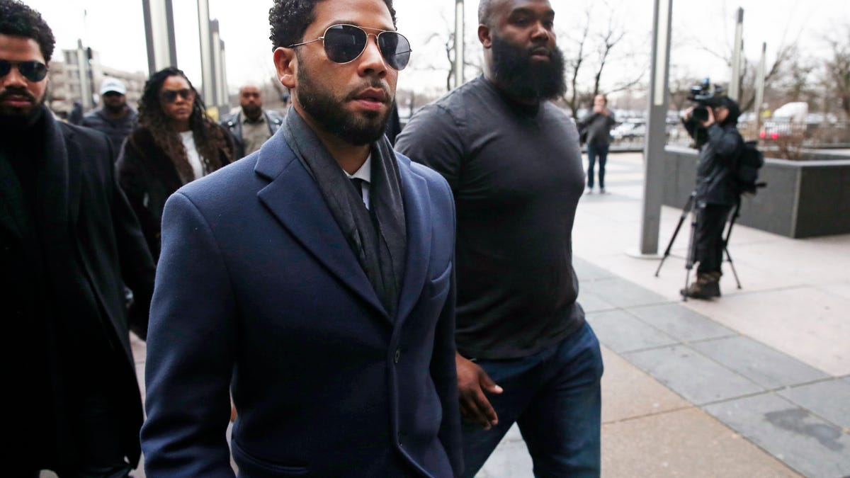 The Saga Continues: Judge Orders Google to Turn Over Jussie Smollett's Data
