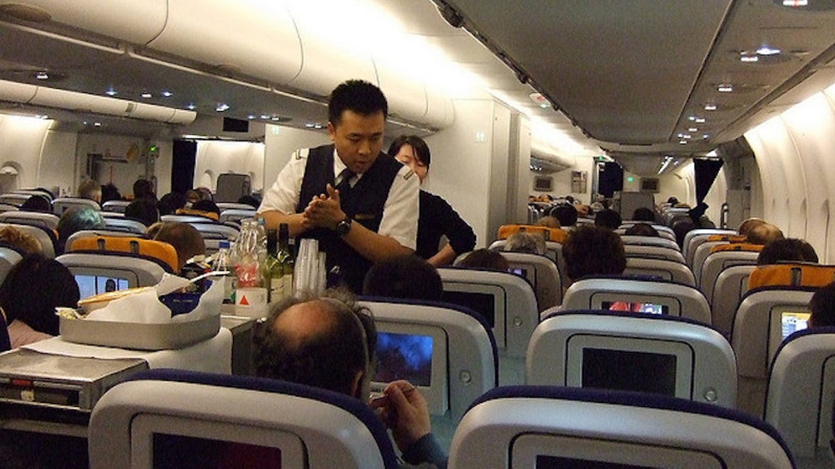 Eight Things You Can Get for Free on a Flight
