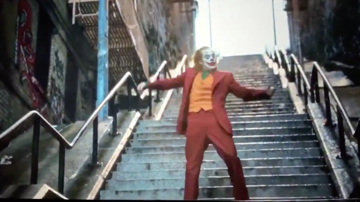 """Repent, for """"the dance of freedom,"""" """"the death bells,"""" and """"the rising of the joker"""" have arrived"""