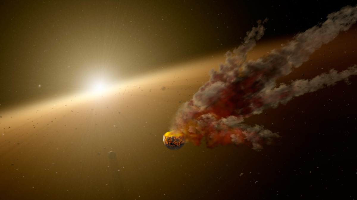 Astronomer Wonders If We've Looked Hard Enough For Signs of Long Extinct Alien Life