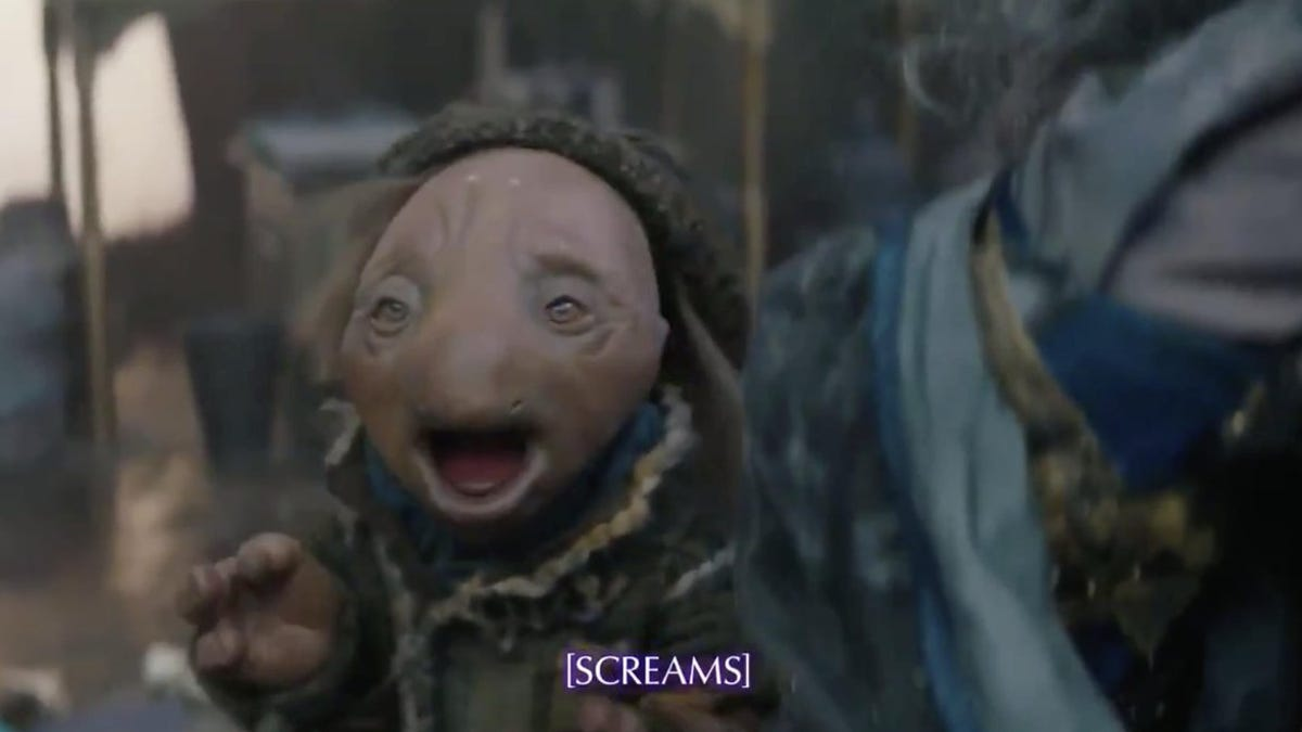 The Dark Crystal: Age of Resistance Blooper Reel Is the Best Thing You'll See This Week