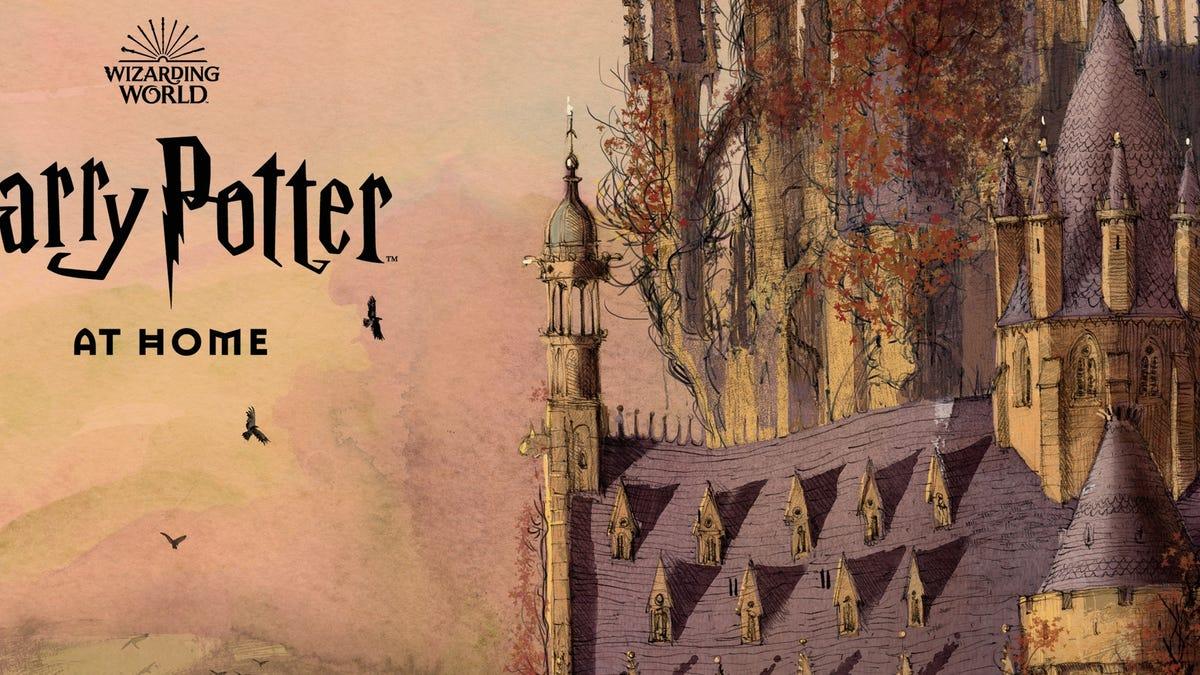 J.K. Rowling anuncia una web de Harry Potter con actividades para los niños durante la cuarentena