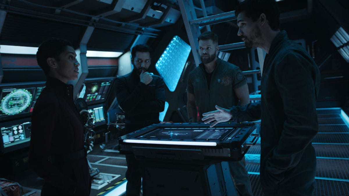 The Expanse Season 4 Is Almost Here, So Here's a Crash Course on Where the Sci-Fi Standout Left Off