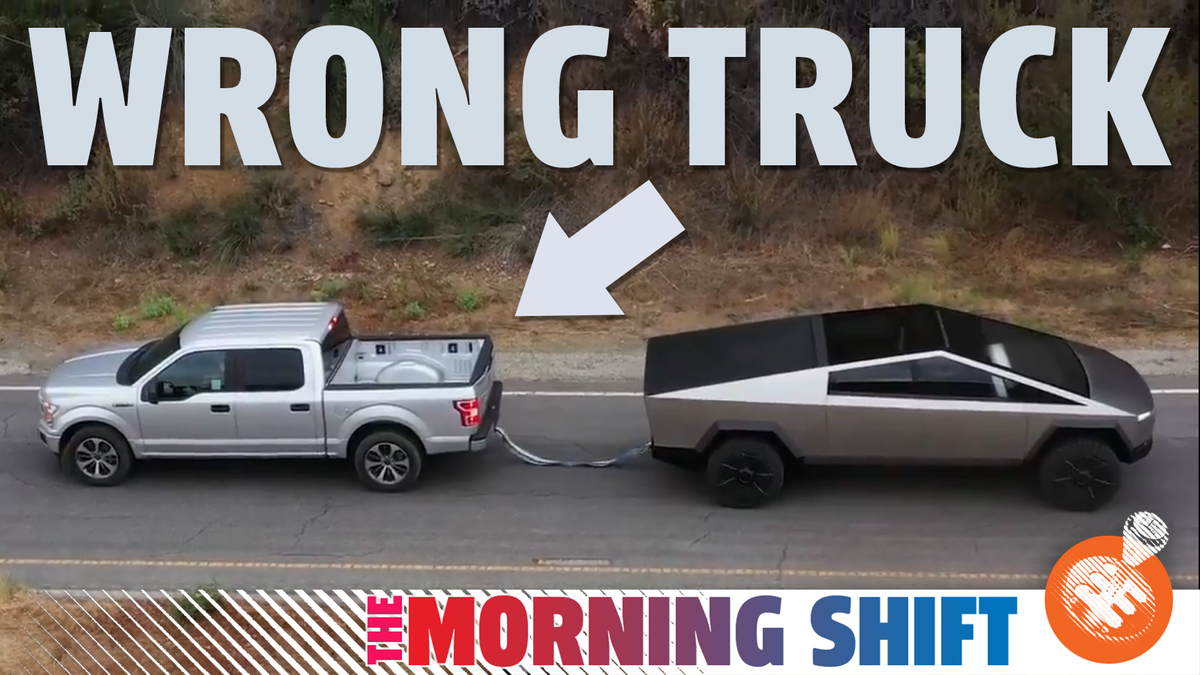 Likely Medium-Duty Tesla Cybertruck Classification Makes Elon Musk's Ford F-150 Challenge Pointless
