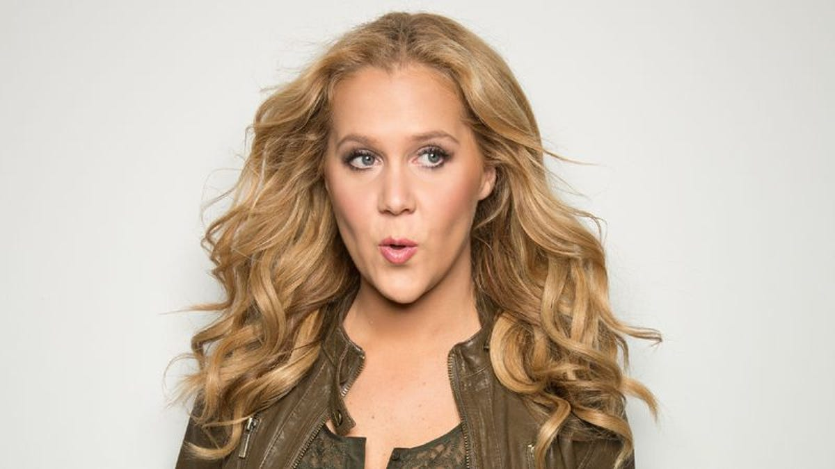 Amy Schumer Fucked amy schumer had to be talked into making the show of her dreams
