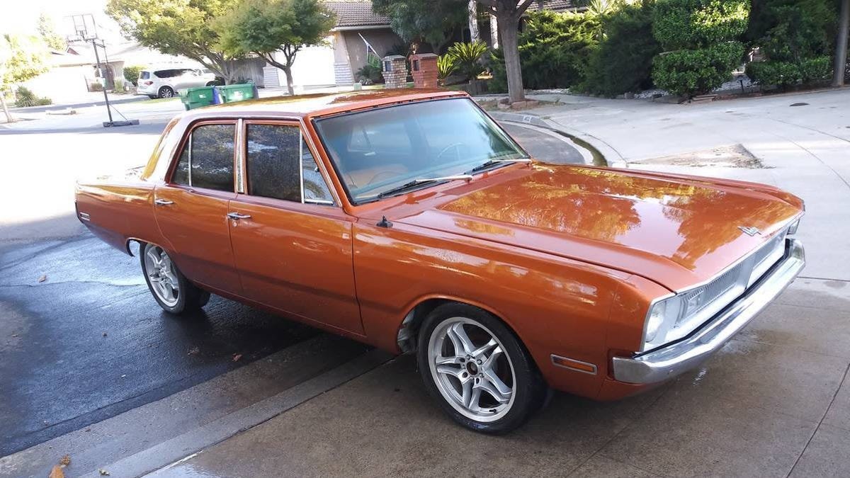At 6 000 Could This 1970 Dodge Dart Be A Real Blue Plate Special